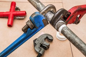 professional furnace repair tools